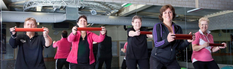 Beweeg je Fit: trainen tijdens en na kanker