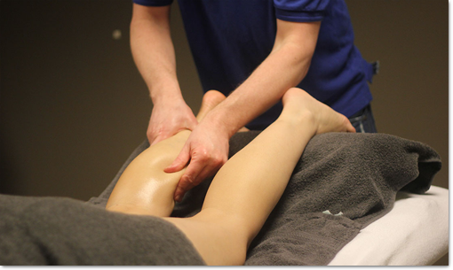 Sport- en ontspanningsmassage - FysioHellevoet